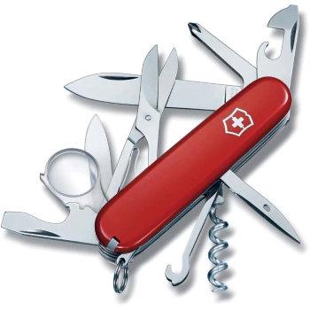 Швейцарский нож Victorinox Explorer 1.6703 (91 мм, 16 функций)