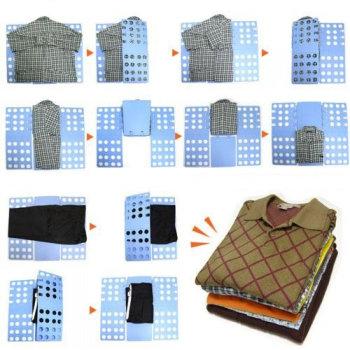 Приспособление для складывания одежды Flip Fold