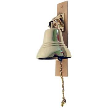 Валдайский колокольчик № 7 с настенным креплением (диаметр 8 см)