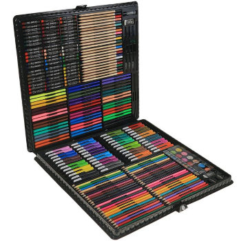 Набор для рисования из 258 предметов