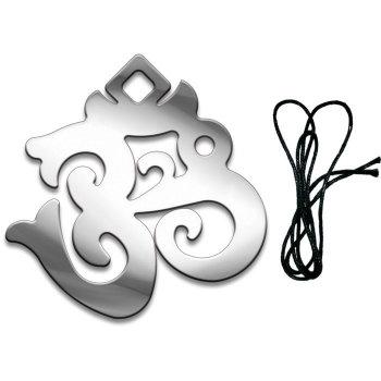 """Талисман """"Тибетский знак Ом"""" на шнурке"""