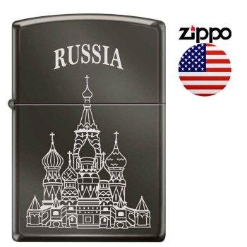 Зажигалка Zippo 150 Собор Василия Блаженного