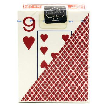 """Игральные карты """"Bee 77 Club Special"""" (USPCC, 55 карт)"""