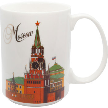 "Кружка ""На Красной площади"" (500 мл)"