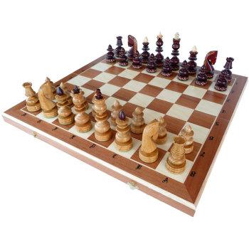 "Шахматы ""Византийские"" (58 х 29 х 7 см)"