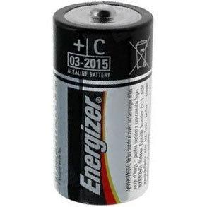 Алкалиновая батарейка Energizer C (LR14)