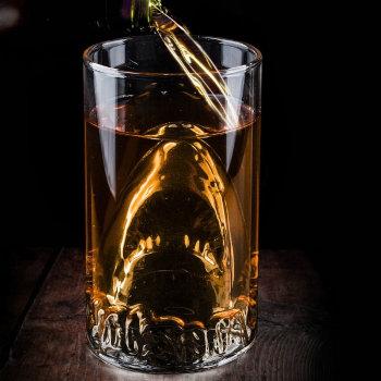 """Бокал """"Акула"""" с двойным стеклом (300 мл)"""