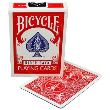 """Игральные карты """"Bicycle Rider Back"""" (USPCC, 54 карты)"""