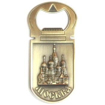 """Магнит-открывашка """"Москва"""""""