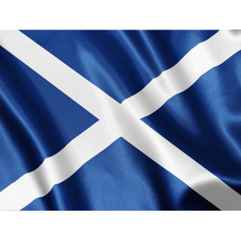 Флаг Шотландии (135 х 90 см)